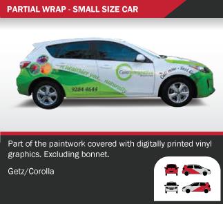 Car Wrap Guide - Signarama Pittwater Supercentre